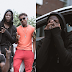 Bhimnation Globall'!: Stonebwoy And The Team Arrives In London Ahead Of The 'One Africa Music Fest' See Photos & Video