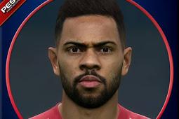 Renan Lodi Face (Atlético Madrid) - PES 2017