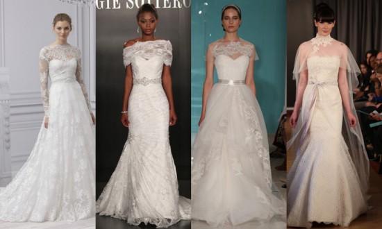 melhores vestidos de noiva para 2015
