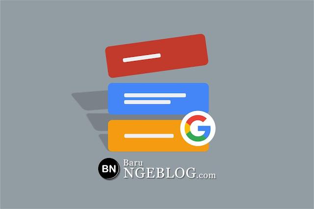 Cara Submit Sitemap (Peta Situs) Blog ke Google Search Console Terbaru