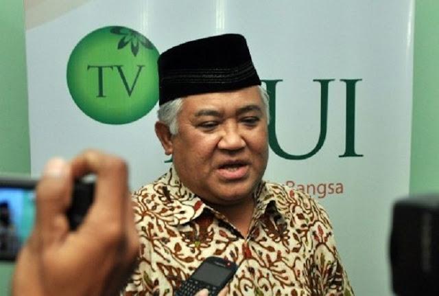 MUI: KH Ma'ruf Amin Diperlakukan Kurang Manusiawi di Sidang Kasus Ahok