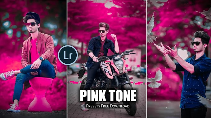 Pink Tone presets Free Download for Lightroom Mobile