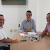 Zona Oeste é discutida durante reunião entre Cristiano Almeida e Secretário de Articulação Política