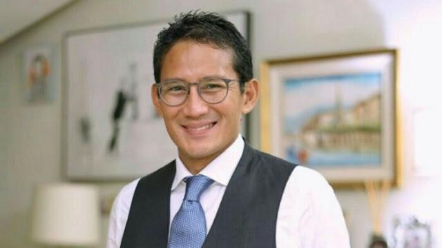 Sandiaga Berpeluang Didorong Gerindra Jika Prabowo Urung Maju Pilpres