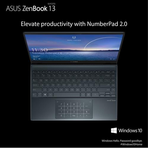 Zenbook 13 NumberPad 2.0