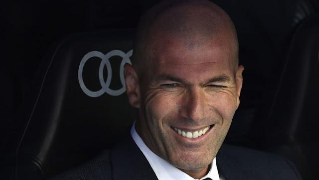 L'attaque que souhaite aligner Zidane la saison prochaine