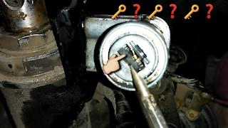 Contoh Kunci Motor Patah Didalam