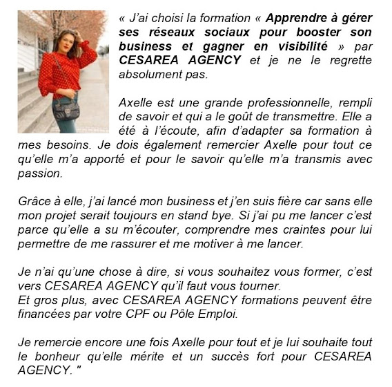 avis-formation-digital-cesarea-agency-mlle-sianais