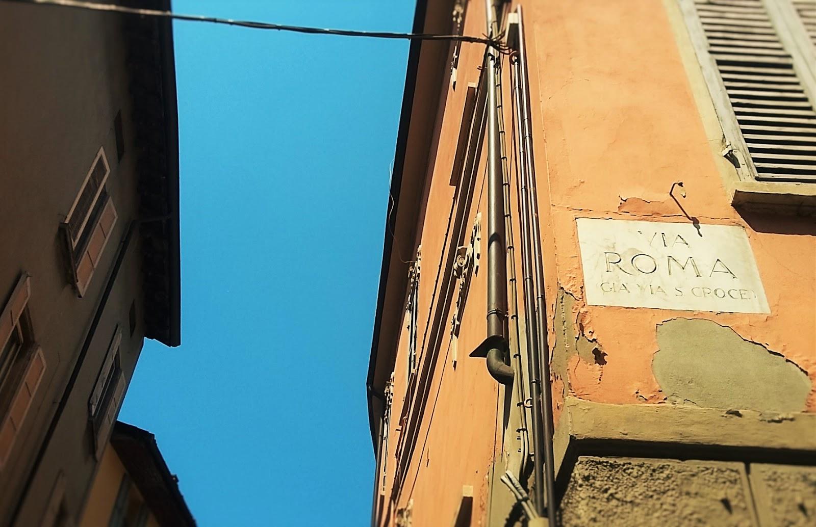 Reggio Emilia: ciò che Via Roma mi ha raccontato | Emotion ...