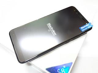 Blackview S8 4G LTE RAM 4GB ROM 64GB Fingerprint Baterai 3180mAh