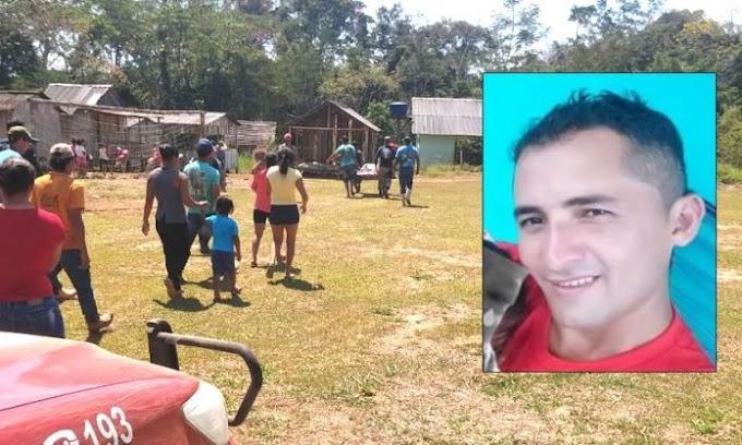 Criminoso mata produtor rural com tiro na cabeça, estupra esposa e mantém filho em cárcere