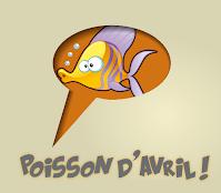 Dessin poisson d'avril