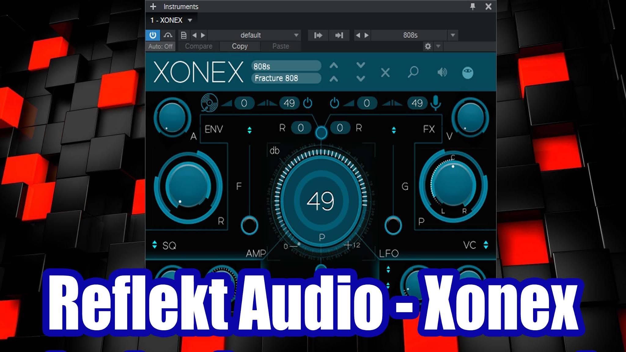 Reflekt Audio – Xonex