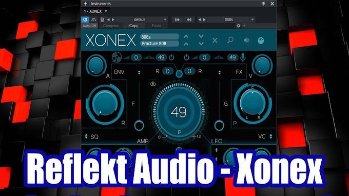 Xonex by Reflekt Audio – (VSTi, AUi) [WIN.OSX x86 x64]