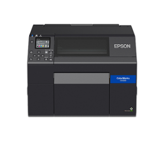 Epson ColorWorks CW-C6500A Driver Download