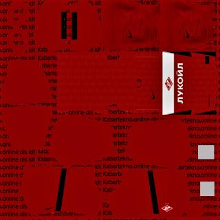 Spartak Moscow 20/21 DLS Kit