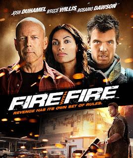 Fire with Fire (2012) คนอึดล้างเพลิงนรก