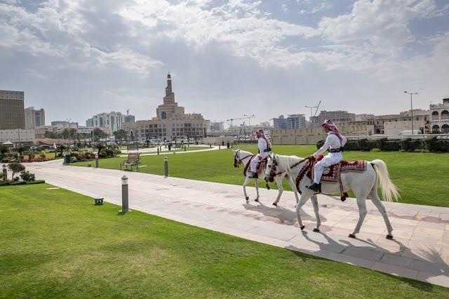 10 fascinating facts about Souq Waqif in Qatar