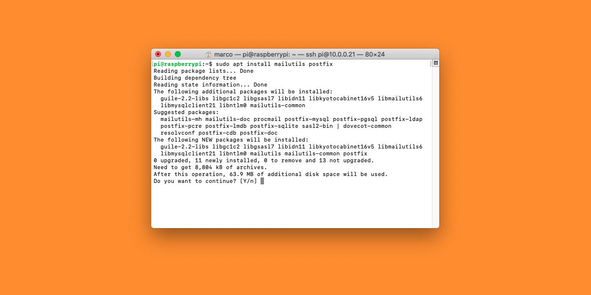 Come controllare che le mail di PHP siano attive