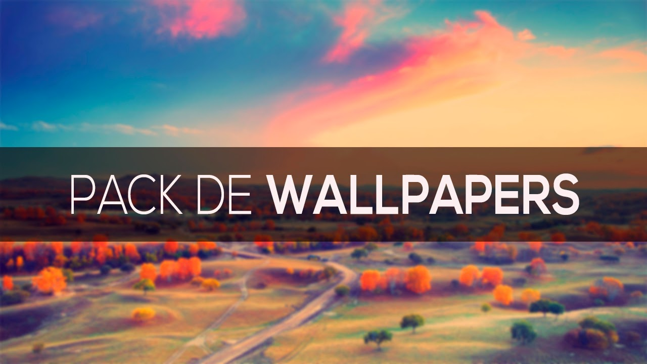 Baixe Mega Pack de Wallpapers Full HD