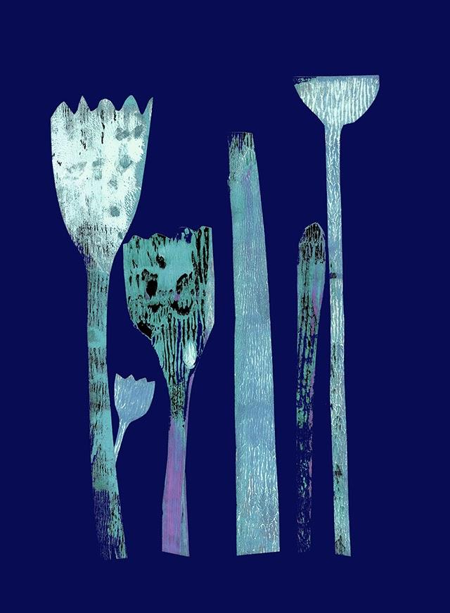 itsenäisyyspäivä, suomi100, sinivalkoinen, suomi, sininen, kuvitus, mirjamirajamäki, taide