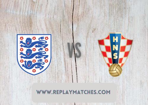 England vs Croatia -Highlights 13 June 2021