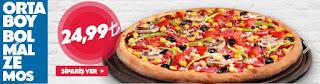 dominos pizza kampanyaları 2020