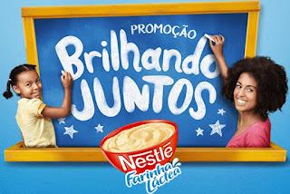 Cadastrar Promoção Brilhando Juntos Farinha Láctea Nestlé 2017