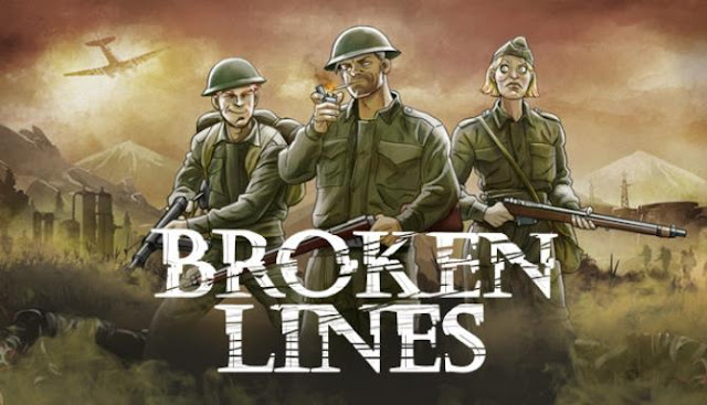 Broken Lines is a tactical RPG, we will fall during the Second World War. The game sends us to Eastern Europe, which was engulfed in war in 1944, where an aircraft with eight soldiers crashed behind the enemys line.