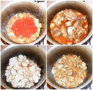 retete preparare tocana de iepure, retete cu iepure, preparate din carne de iepure, retete culinare de mancare gatita,