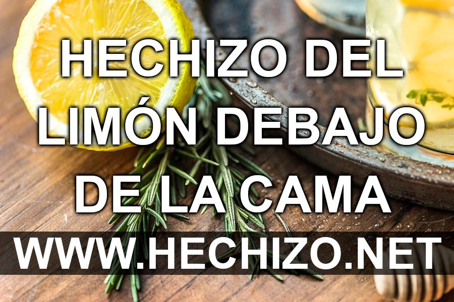 Hechizo del Limón debajo de la Cama (Casero y Útil)