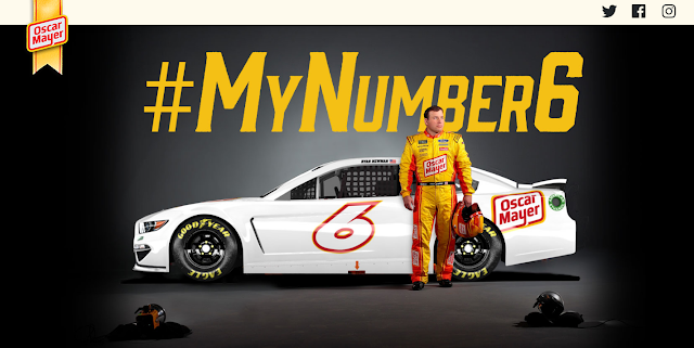 Oscar Mayer wants YOU to design their #6 Race Car! Your design could win you a trip to Phoenix, Arizona to see the car YOU design on the race track!