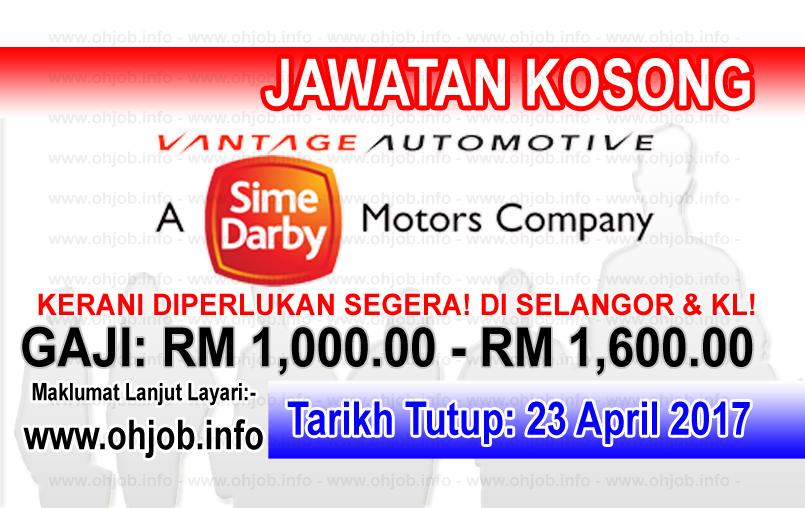 Jawatan Kerja Kosong Sime Darby Motors logo www.ohjob.info april 2017
