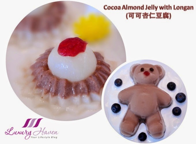 nustevia teddy bear hollyfarms almond jelly recipe ideas