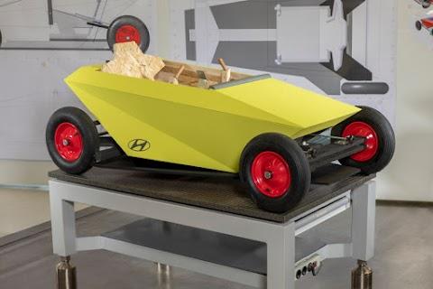 Hyundai has Created a DIY Soapbox Racer You Can Build at Home