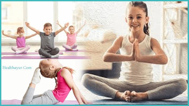 Yoga for Kids Get Started