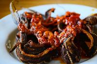 Resep belut goreng ala restoran