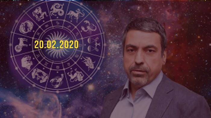 «Магия четырех двоек»: Глоба рассказал, что принесет с собой роковая дата 20.02.2020 знакам зодиака