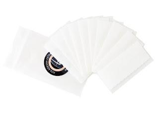 Melhor fita adesiva para mega hair em cartela - linha branca