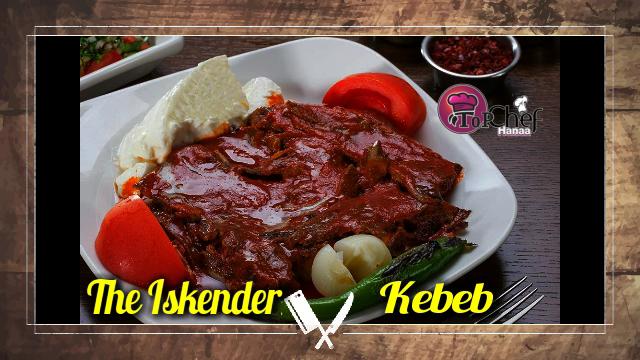 The Iskender Kebeb