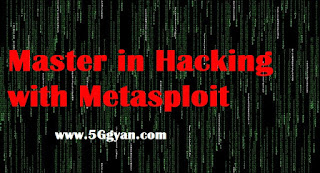 Master in Hacking with Metasploit course