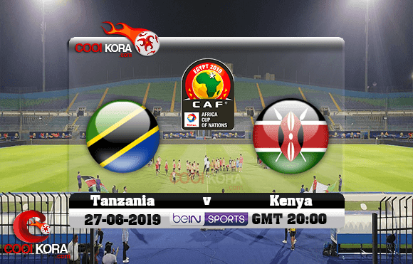 Live : kenya vs tanzania match en direct du jeudi 27 juin 2019