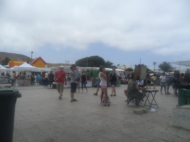 Teguise market | Lanzarote