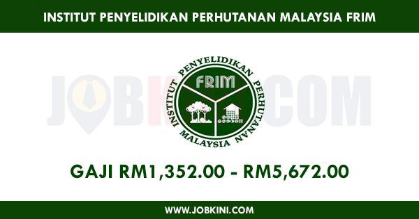 Insitut Penyelidikan Perhutanan Malaysia