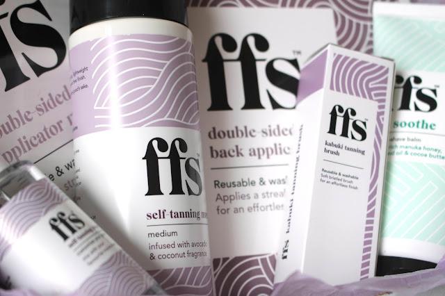 ffs beauty tanning set review
