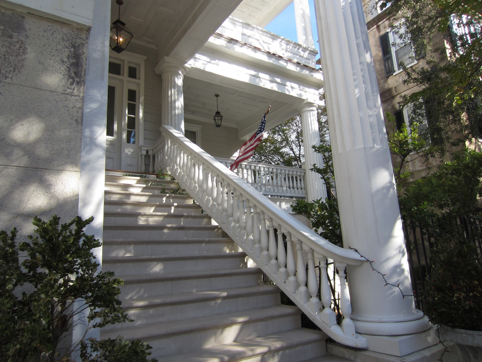 Charleston Homes - Front Porch