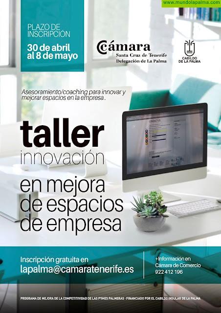 Taller de Innovación en Mejora de Espacios en Empresas