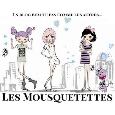 Blog Beauté Les Mousquetettes© - www.lesmousquetettes.com