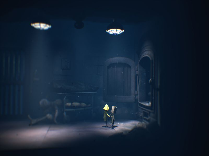 Download Little Nightmares 2 Free Full Game For PC