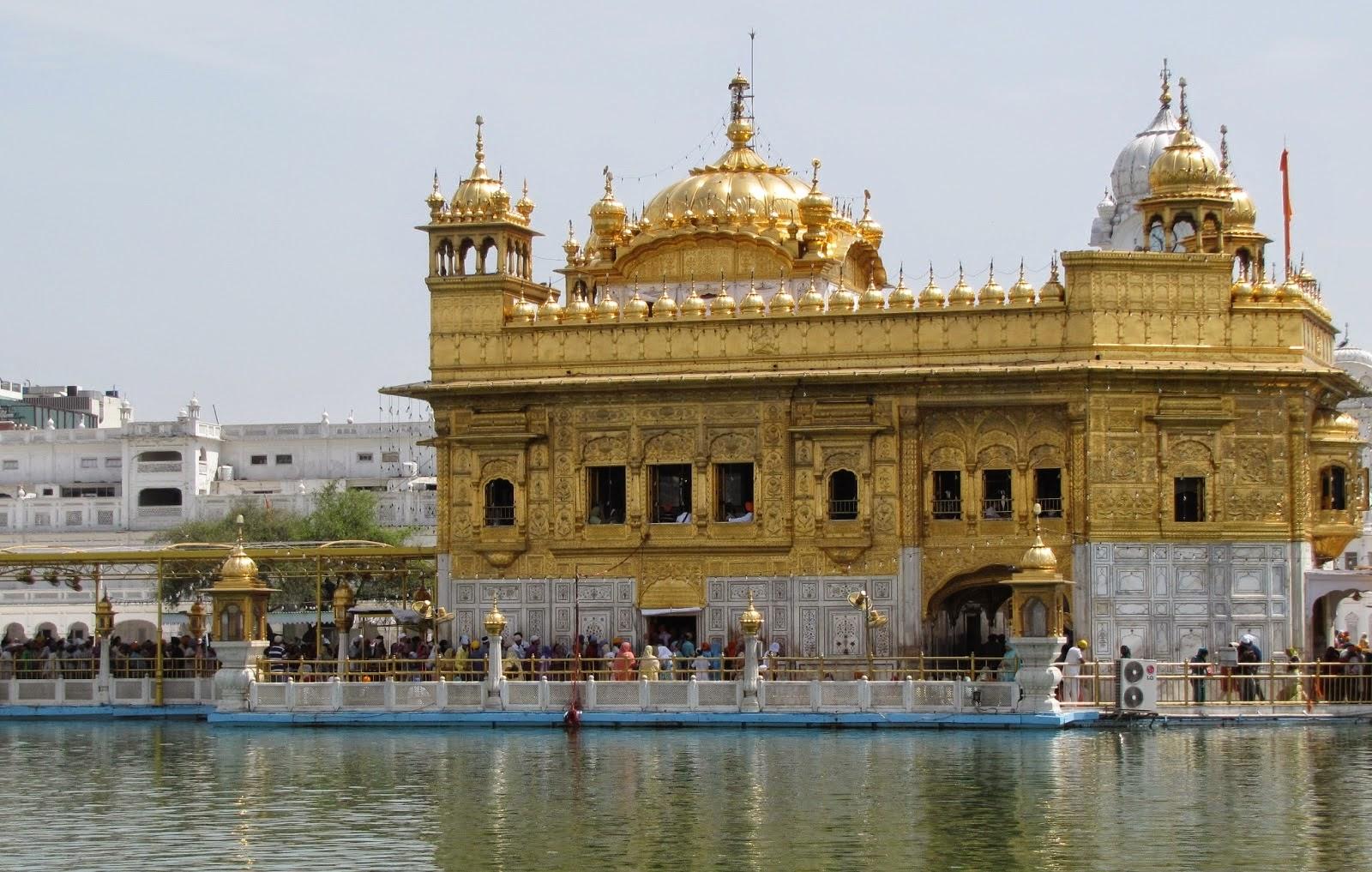 la ciudad de Amritsar